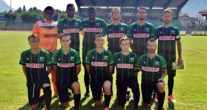 Darfo Boario-Lumezzane 1-0: Vaglio dà ai camuni il derby e la vetta