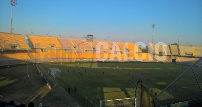 Lecce, allenamento