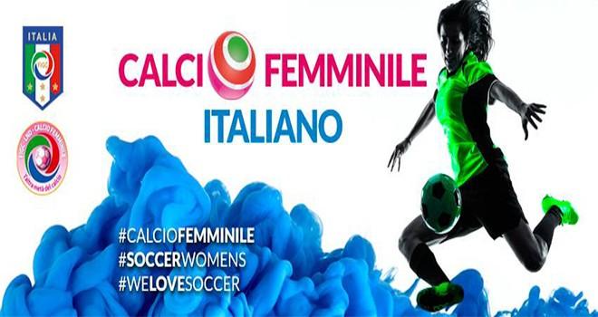 LND - Calcio Femminile. Le Squadre e i Gironi di Serie A e B 2017/2018