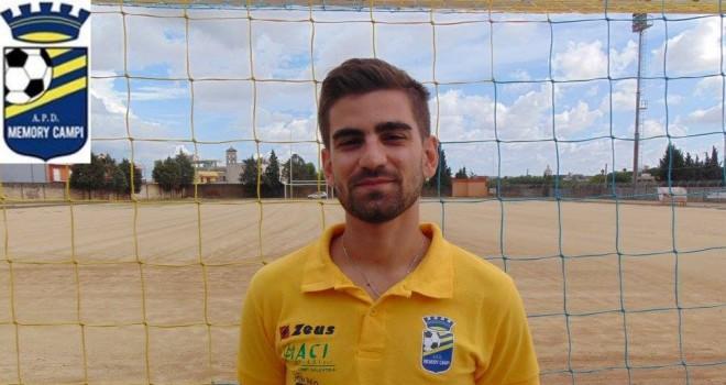 Cristian Maci, allenatore Memory Campi