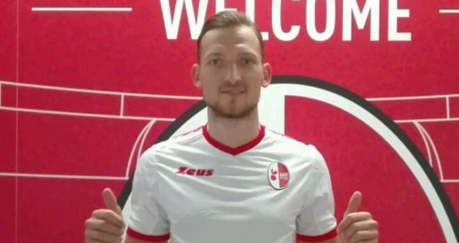 """Bari, Kozak: """"Bari piazza importante, voglio rimettermi in gioco"""""""