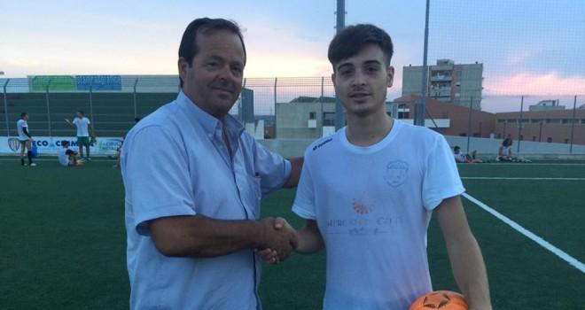 Il giovane Pipoli passa dal Foggia al Real Siti