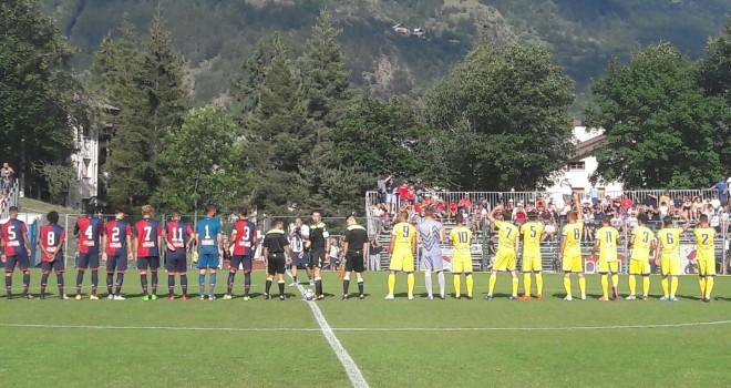 AMICHEVOLE - Genoa-Borgaro 5-2: Begolo e Sardo a segno