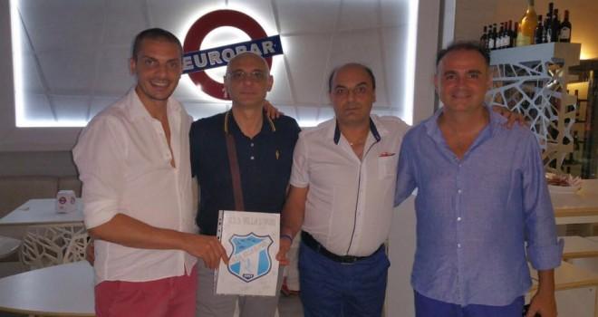 Usd Villa d'Agri, scelto il nuovo allenatore: è Antonio Liuzzi