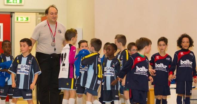 Lecco Calcio 5, open day d'avvicinamento al mondo del Futsal giovanile