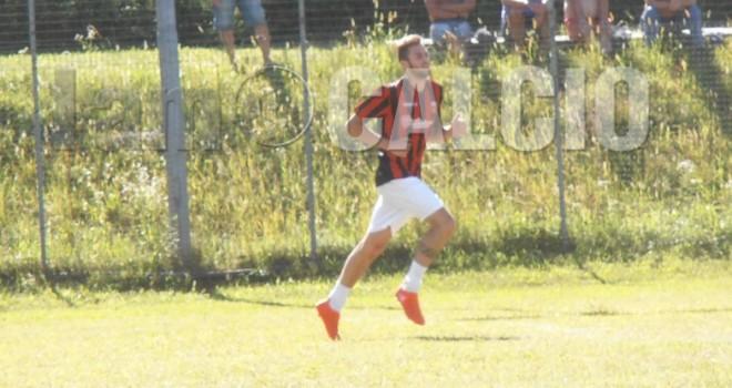Gherardini, autore del gol vittoria