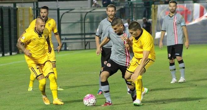 Pontedera-Alessandria 1-1