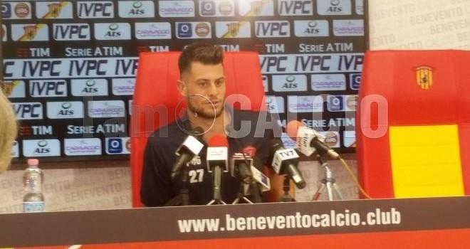 """Perugia. Cerri: """"Spero che i 3 gol di stasera siano di buon auspicio"""""""
