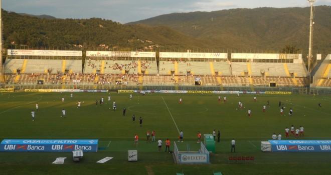 Coppa Italia, Brescia-Padova: le formazioni iniziali