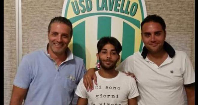 Un top player per il Lavello: firma l'attaccante Marco Monopoli