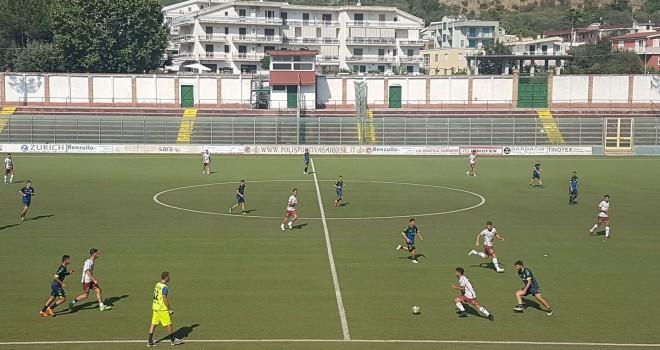 Fc Sant'Agnello, la Sarnese supera i costieri per 3-2
