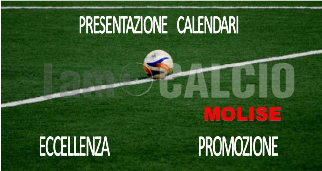 Oggi la presentazione dei calendari di Eccellenza e Promozione