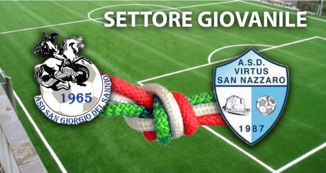 San Giorgio e San Nazzaro unite per il settore giovanile