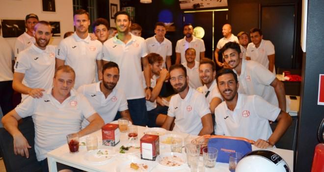 La nuova Genova Calcio di Podestà alza il sipario