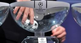 LIVE - Segui in diretta i sorteggi dei gironi di Champions League