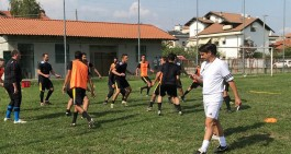 SECONDA C- Cadono Gaglianico e Torri, trionfo Mongrando e VEO