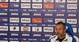 """Sampdoria, Giampaolo: """"Foggia avversario vero, non era facile"""""""