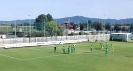 VIDEO - Borgaro, il gol di Pasquero e il rigore parato dal '99 Galante