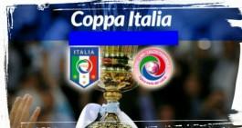 LND. Le gare e gli accoppiamenti della 1° di Coppa Italia Femminile