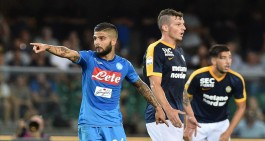 Napoli, sospiro di sollievo per Insigne ma per l'Inter resta in dubbio