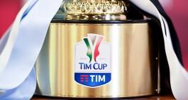 Coppa Italia, le date per la stagione 2018/19. Ottavi nel weekend