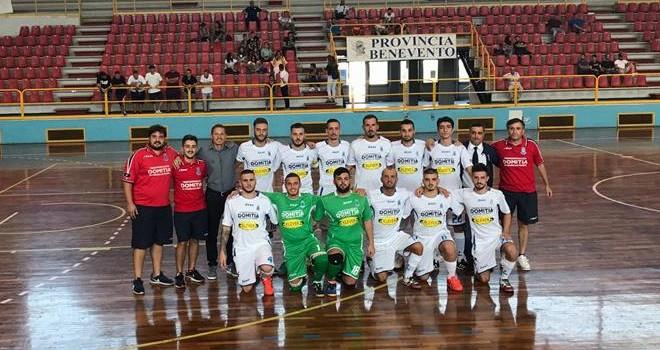 Calcio a 5. San Vitaliano schianta lo Spartak, bene il San Giuseppe