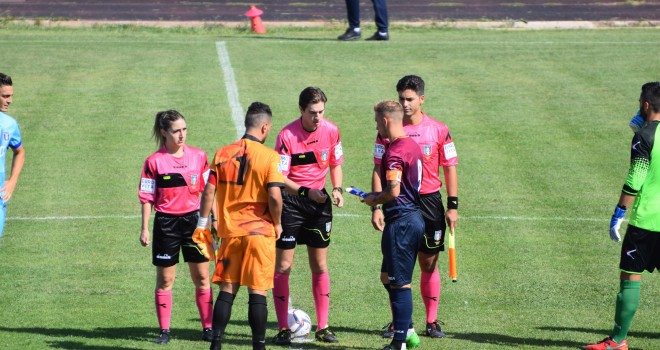 Serie D/G: Anzio-Lupa Roma 1-2