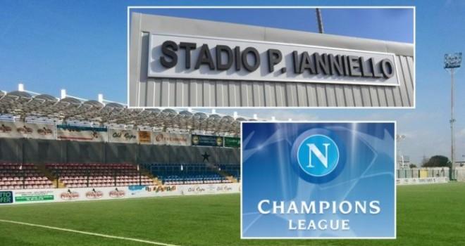 """Youth League a Frattamaggiore, Grimaldi: """"Spero ci sia partecipazione"""""""