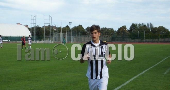 Florin Gusu (Torri), decide il derby
