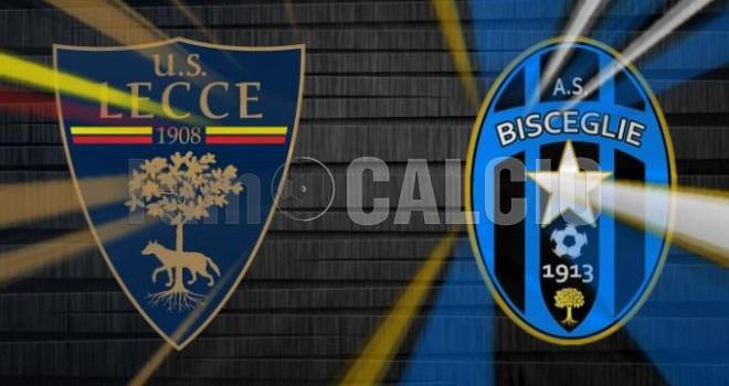 Lecce-Bisceglie: le probabili formazioni