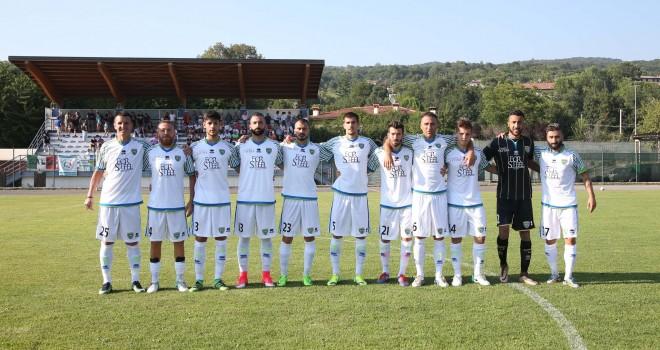 La Feralpisalò perde nel finale con la Sambenedettese per 3-2