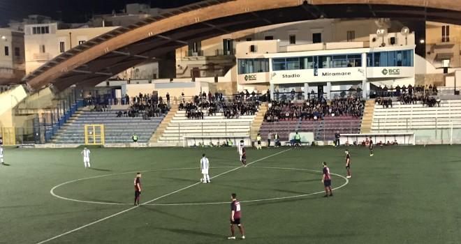 Manfredonia -2 punti