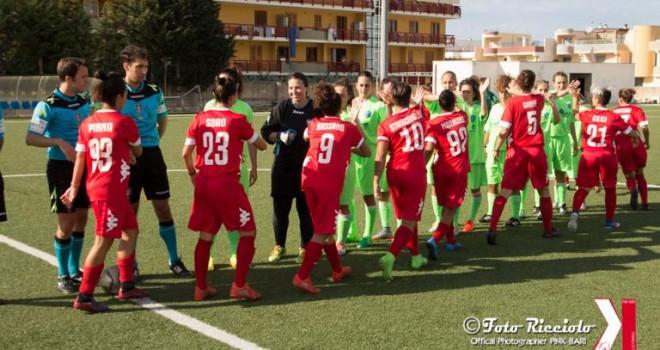 Coppa Italia, la Pink cerca in Salento il pass per il secondo turno