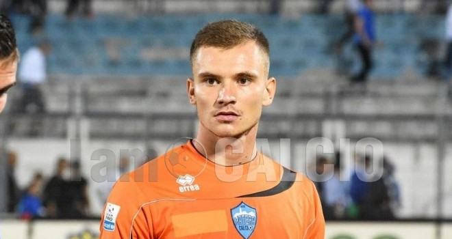 Matera, quattro club di A e B seguono il portiere Golubovic