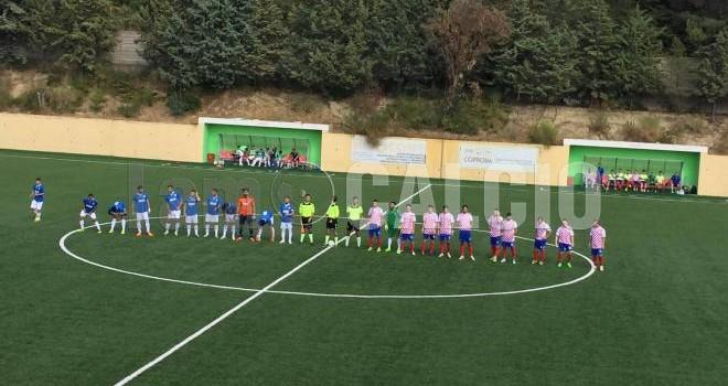 Villani show, poi Di Cuia: il Montescaglioso batte 2-1 il Metapontino