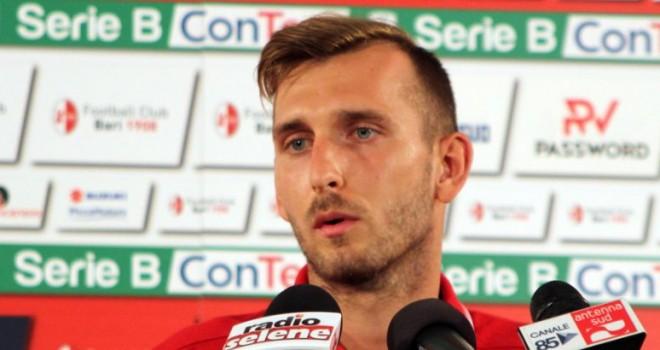 """Bari, Gyömbér si presenta: """"Qui una bella squadra. Io sono pronto"""""""