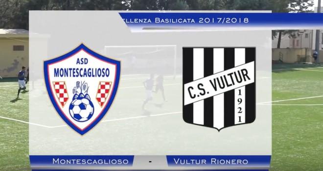 Eccellenza, gli highlights di Montescaglioso-Vultur 2-0