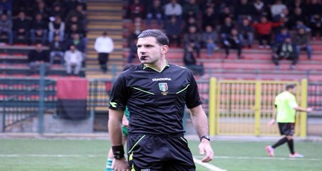 Campobasso-Olympia Agnonese: il derby sarà diretto da Centi di Viterbo