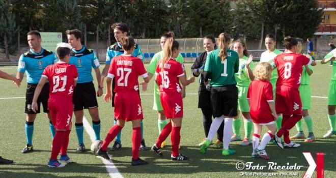 La gara Pink Bari-Brescia alle 12:30 inaugura il campionato di Serie A