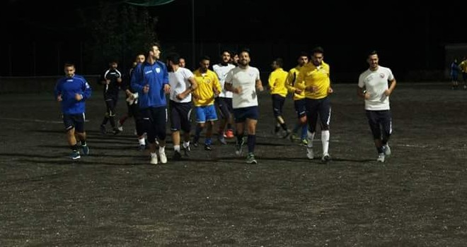 Cava United, si parte: la rosa ufficiale e lo staff tecnico