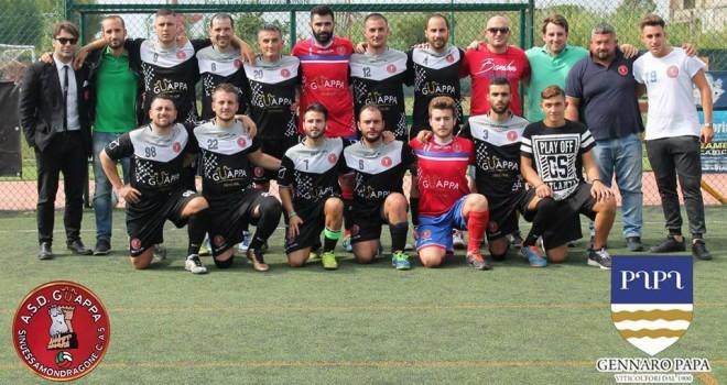Calcio a 5. Sinuessa – Club Eden finisce in pareggio