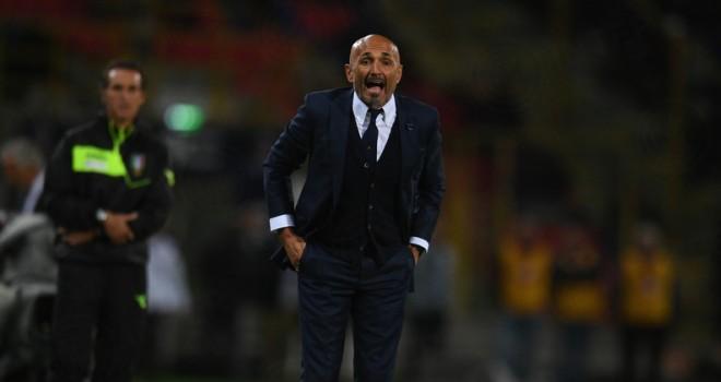 """Spalletti: """"Napoli? Velocità e percezione degli spazi incredibile"""""""