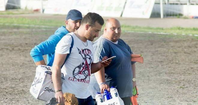 """Virtus Liburia. Cangiano: """"Neapolis buon test in vista del campionato"""""""