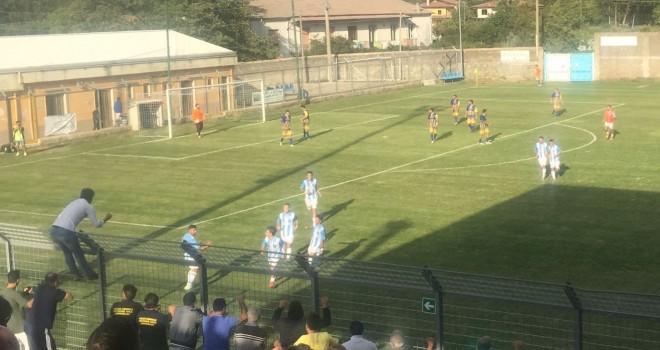 Cervinara - Solofra 1-0: decide Befi, caudini al comando