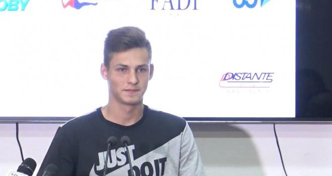 Lecce: Dubickas e Megelaitis convocati in nazionale Under 21