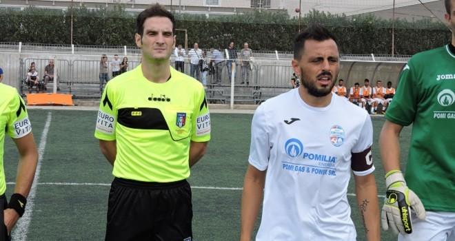 Foto Pomigliano Calcio, vs AZ Picerno