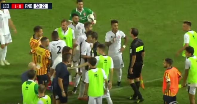 VIDEO - Gli highlights di Lecce-Rende 1-0 a cura di Serie C Tv