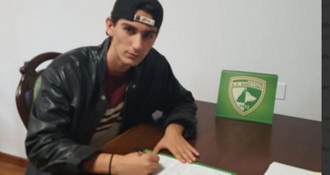 U.S. Avellino, Rigo inserito nell'under 17 biancoverde