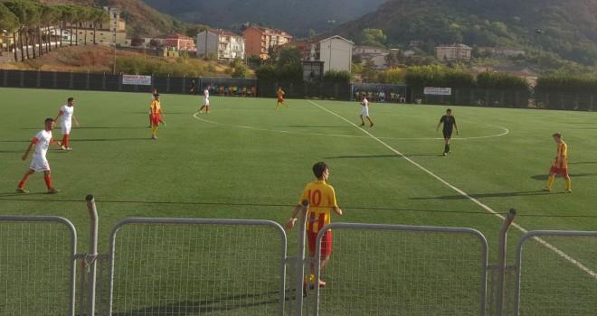 San Martino - Ponte 4-0: i caudini fanno già paura