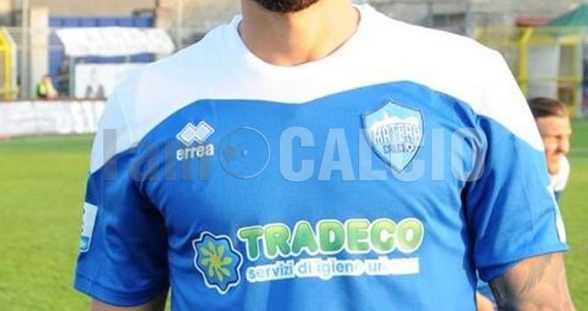 Il centrocampista Francesco Urso